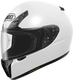 Shoei RYD White Helmet